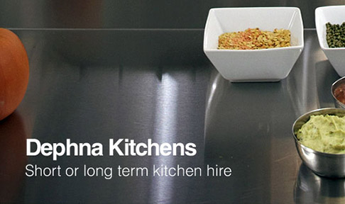 Dephna Kitchens: short or long term kitchen hire