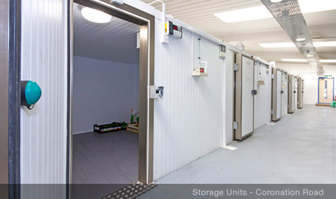 Dephna Storage: short or long term hire