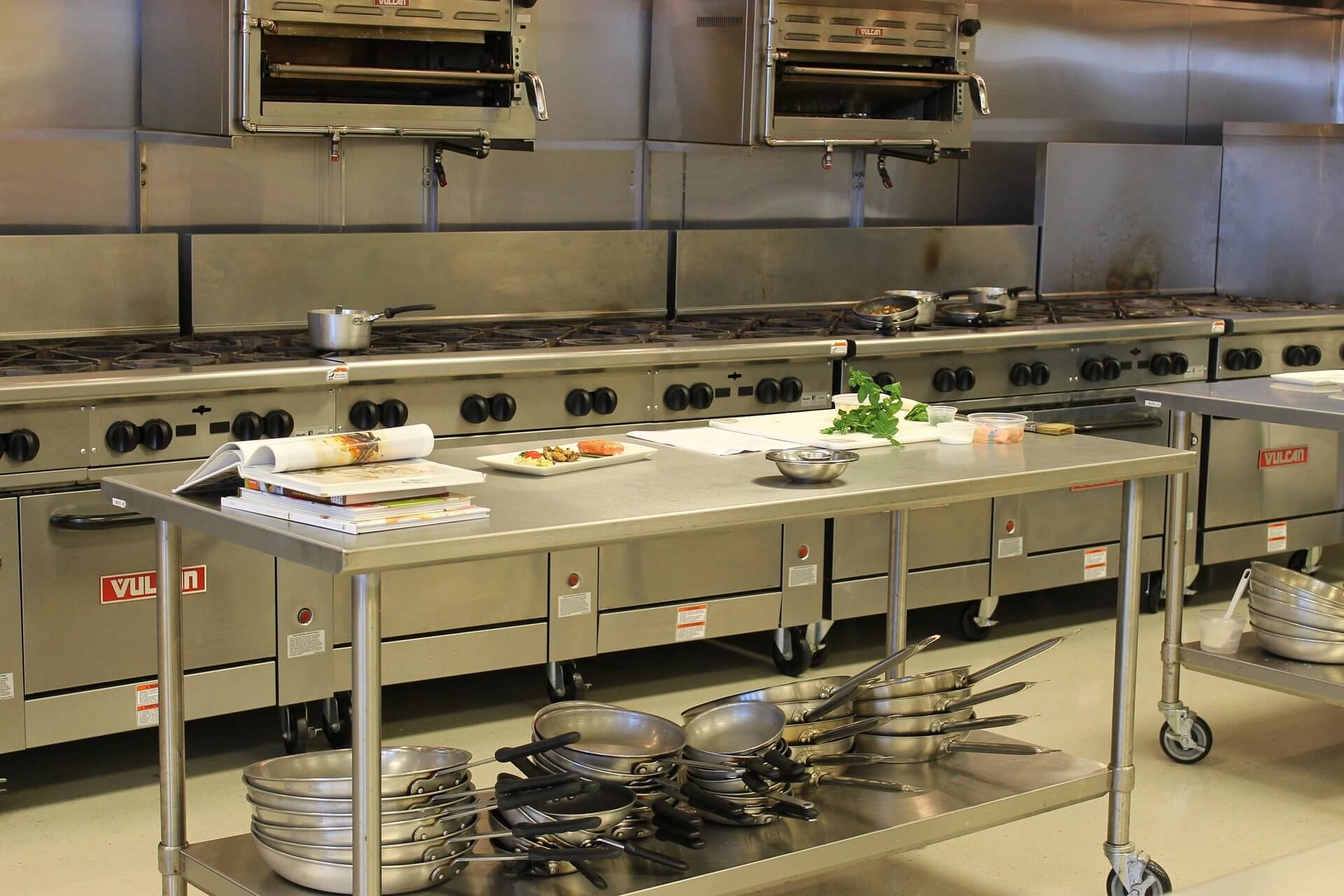 A Guide to Commercial Kitchen Equipment; Buying or Renting?   Dephna